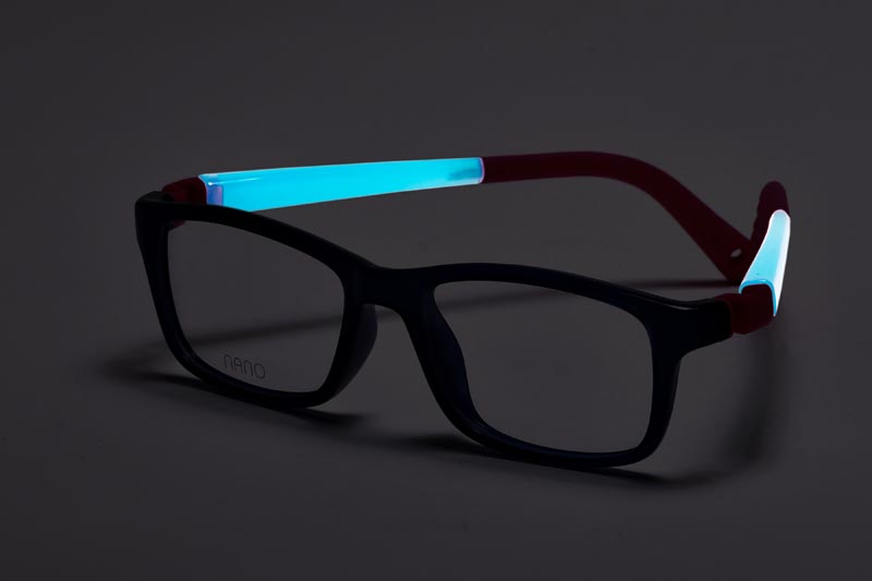 eyeglasses product shot